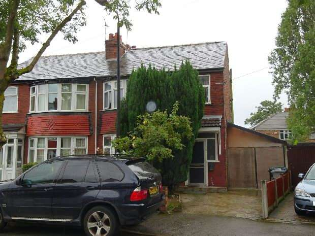 3 Bedrooms Semi Detached House for sale in Bedford Road, Firswood, Manchester