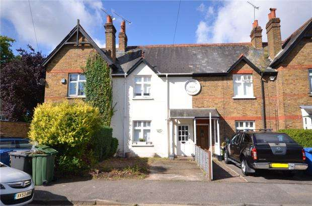 2 Bedrooms Terraced House for sale in Fairford Road, Maidenhead, Berkshire