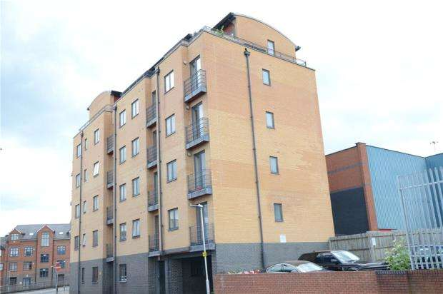 1 Bedroom Apartment Flat for sale in The Chatham, Thorn Walk, Reading
