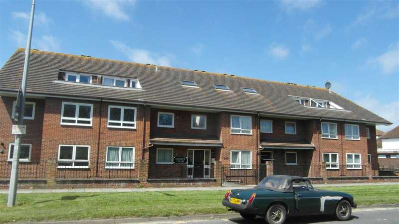 2 Bedrooms Apartment Flat for sale in Henley Court, Henley Road, Brighton