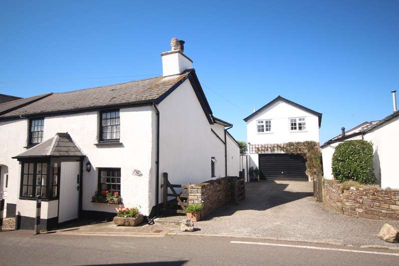 4 Bedrooms Cottage House for sale in Forge Cottage, Crafthole
