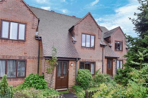 2 Bedrooms Terraced House for sale in Terrace Road North, BINFIELD, Berkshire