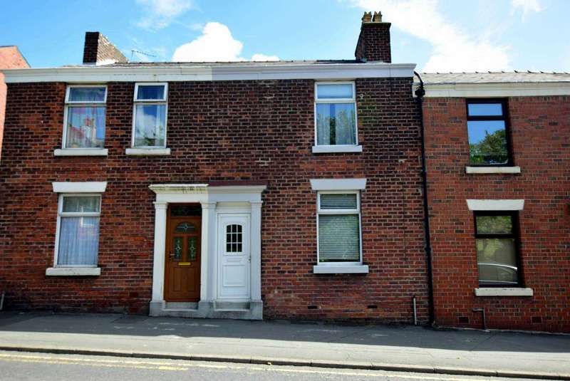 2 Bedrooms Terraced House for sale in Station Road, Kirkham
