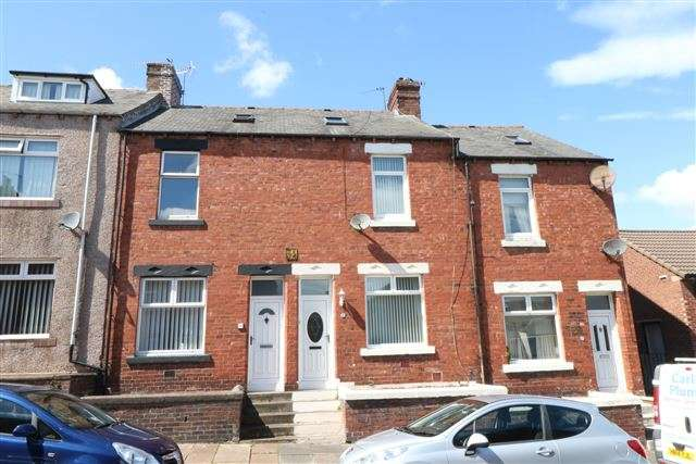 3 Bedrooms Terraced House for sale in Mayson Street, Carlisle, Cumbria, CA2 4DU