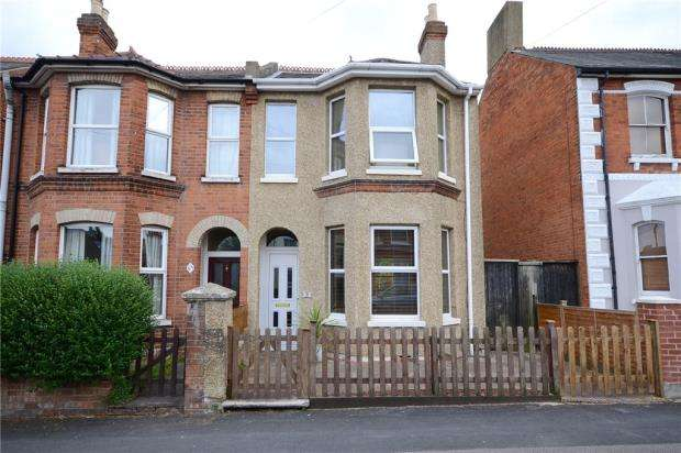 2 Bedrooms Semi Detached House for sale in St. Michaels Road, Aldershot, Hampshire