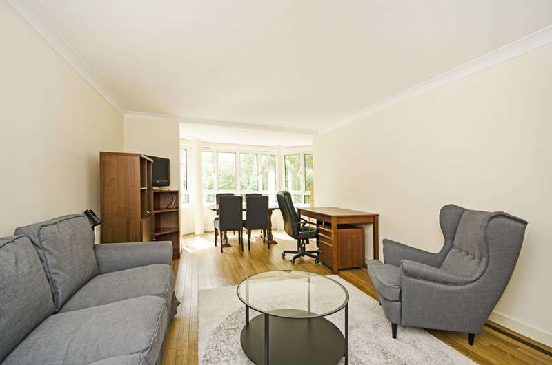 1 Bedroom Flat for sale in Admiral Walk, Maida Vale, W9