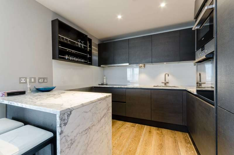 2 Bedrooms Flat for sale in Distillery Wharf, Hammersmith, W6