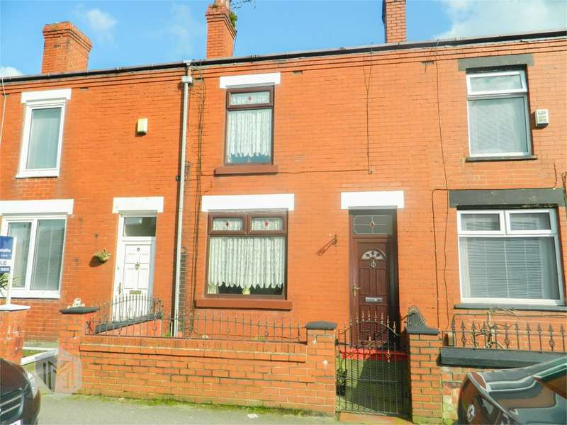 2 Bedrooms Terraced House for sale in Swan Lane, Hindley Green, Wigan, WN2