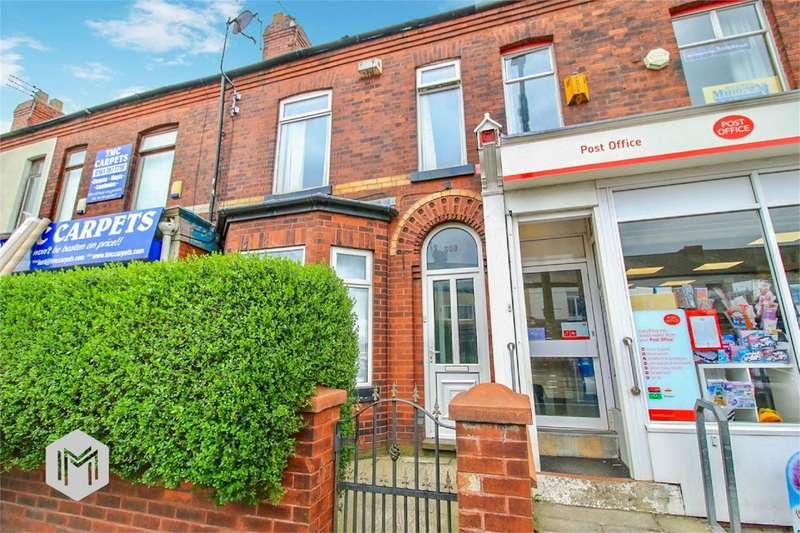 3 Bedrooms Terraced House for sale in Liverpool Road, Eccles, Manchester, M30