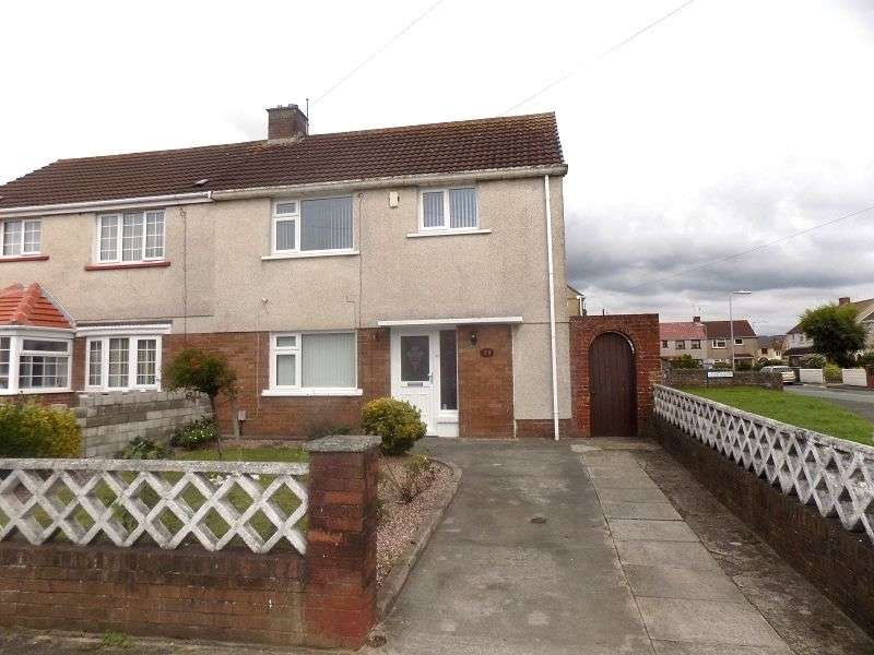 3 Bedrooms Semi Detached House for sale in St. Helier Drive, Sandfields Estate, Port Talbot, Neath Port Talbot. SA12 7AW