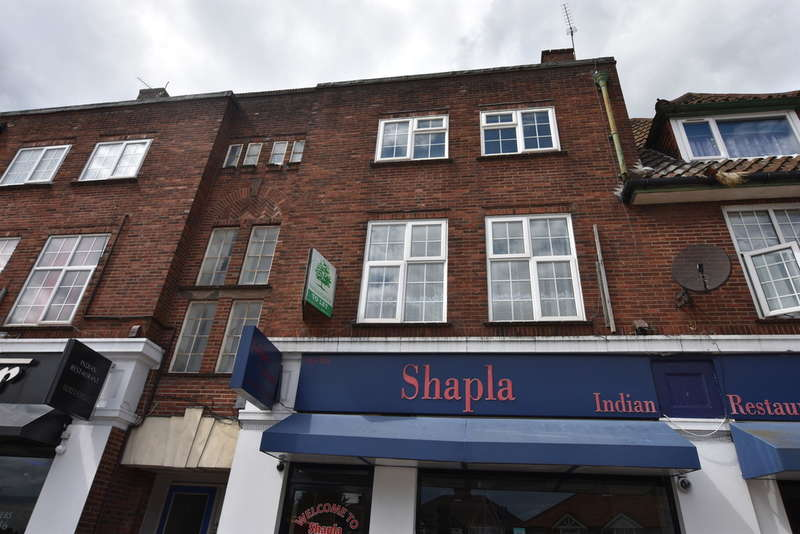 1 Bedroom Flat for sale in Longspring, Watford