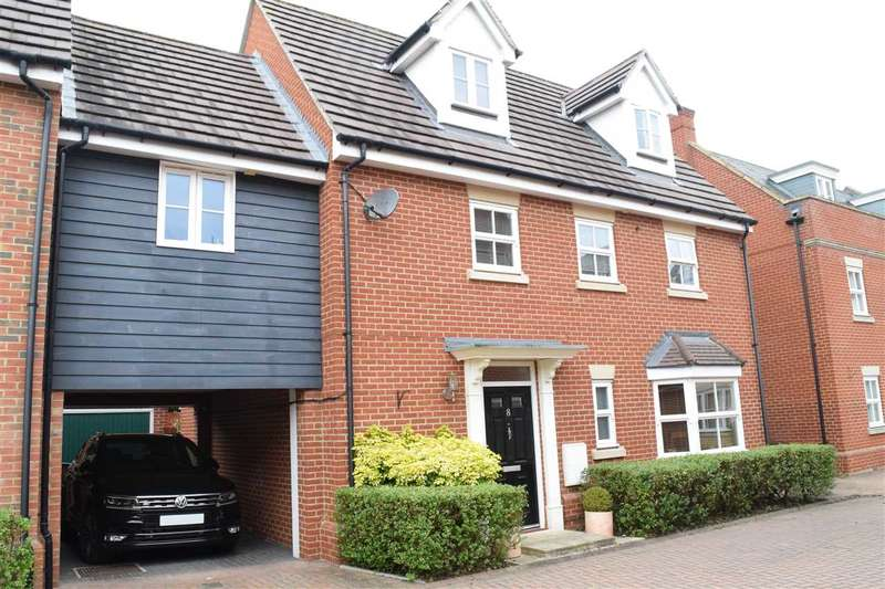 5 Bedrooms Link Detached House for sale in Taylor Way, Chelmsford