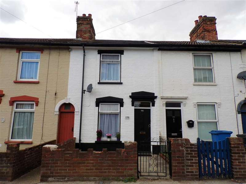 3 Bedrooms Terraced House for sale in Cauldwell Hall Road, Ipswich
