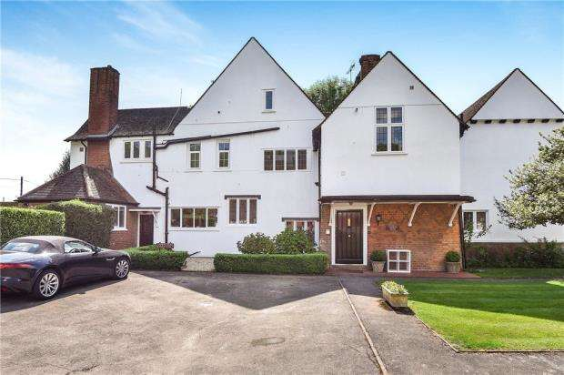 1 Bedroom Apartment Flat for sale in Tunmers House, Narcot Lane, Gerrards Cross
