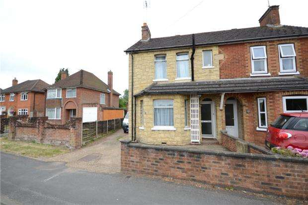3 Bedrooms Semi Detached House for sale in Fernhill Road, Farnborough, Hampshire