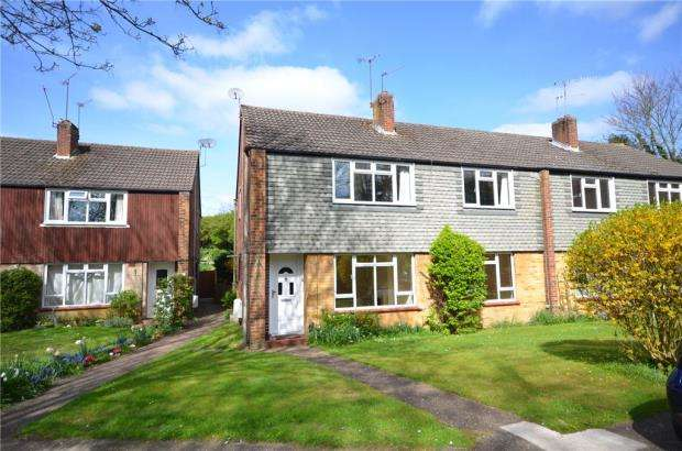 2 Bedrooms Maisonette Flat for sale in Langton Close, Maidenhead, Berkshire