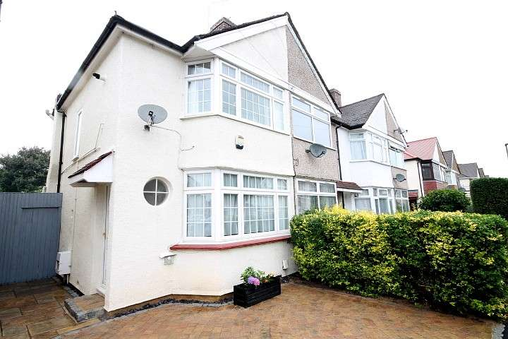 2 Bedrooms End Of Terrace House for sale in Sunningdale Avenue, Feltham, TW13