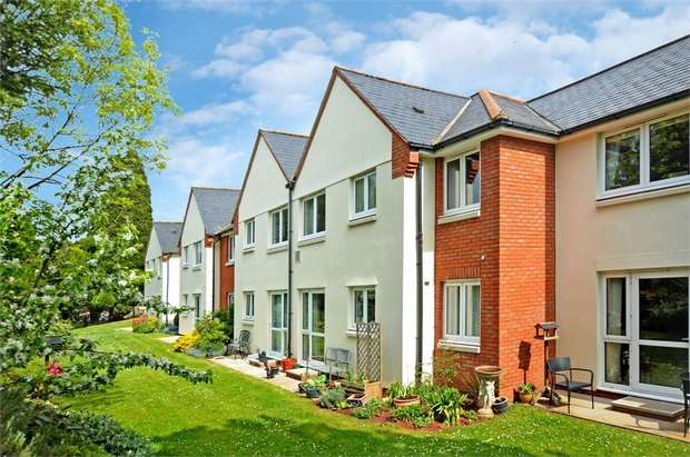 1 Bedroom Flat for sale in Mowbray Court, Butts Road, Heavitree, EXETER, Devon