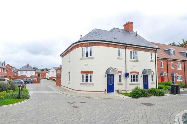 3 Bedrooms Semi Detached House for sale in Fletcher Way, WIMBORNE, Dorset