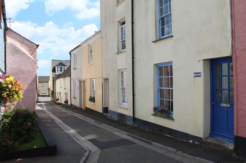 3 Bedrooms Terraced House for sale in Draystone Cottage, Armada Road, Cawsand