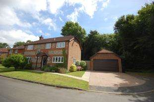 4 Bedrooms Detached House for sale in Old Heath Close, Halland, Lewes, East Sussex