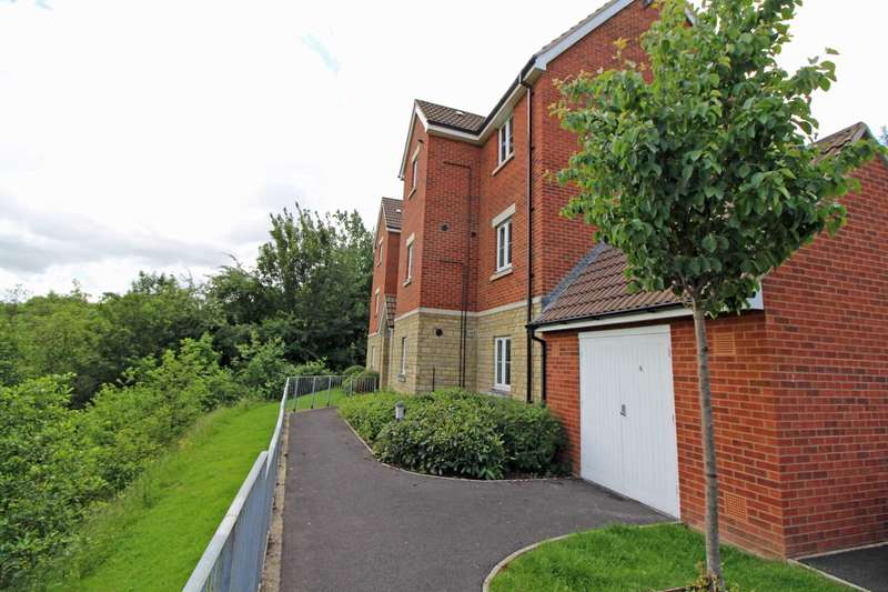 2 Bedrooms Apartment Flat for sale in Knights Maltings, Frome