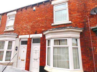 3 Bedrooms Terraced House for sale in Harford Street, Middlesbrough