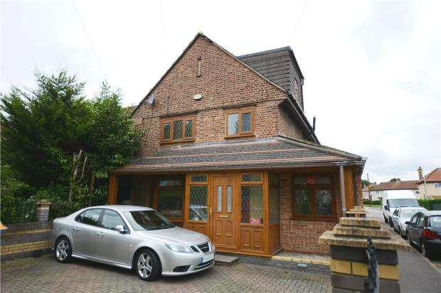 4 Bedrooms End Of Terrace House for sale in Central Avenue, Hayes