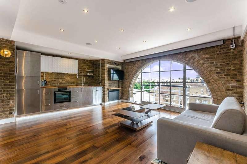 Studio Flat for sale in Presidents Quay House, St Katharine Docks, E1W