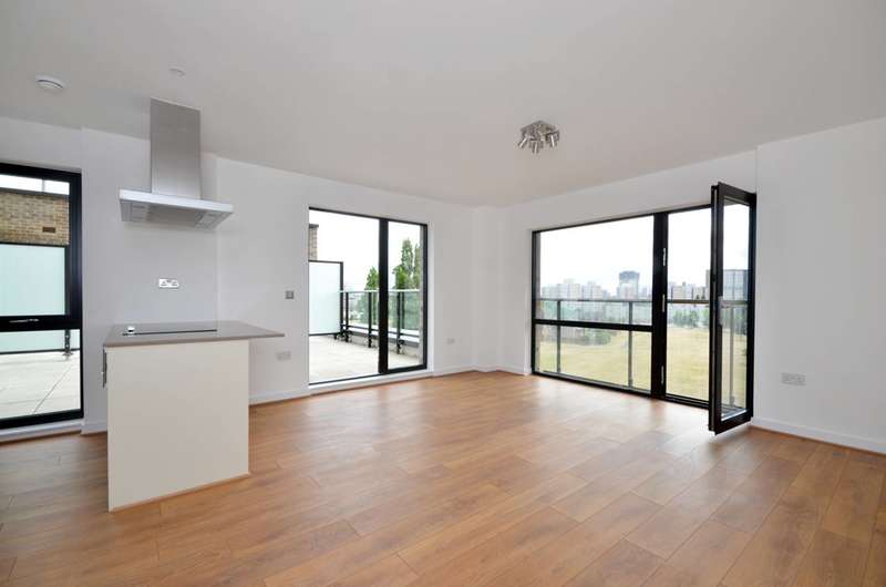 2 Bedrooms Flat for sale in Clubhouse Apartments, Poplar, E14