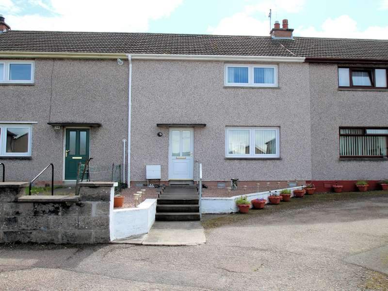 2 Bedrooms Terraced House for sale in 23 Cockburn Place, Elgin, IV30 4HY