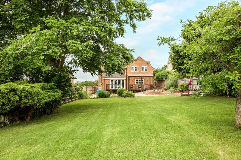 4 Bedrooms Detached House for sale in Southend, Garsington, Oxford, OX44