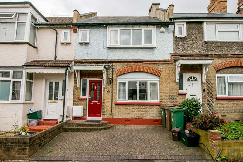 3 Bedrooms Terraced House for sale in Guy Road, Wallington, SM6