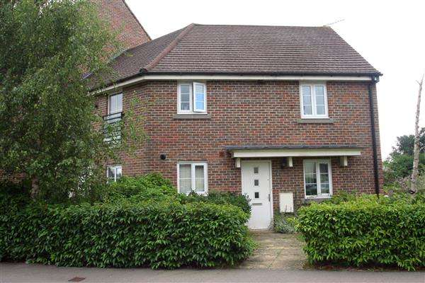 2 Bedrooms Maisonette Flat for sale in Marnel Park, Basingstoke, Hampshire