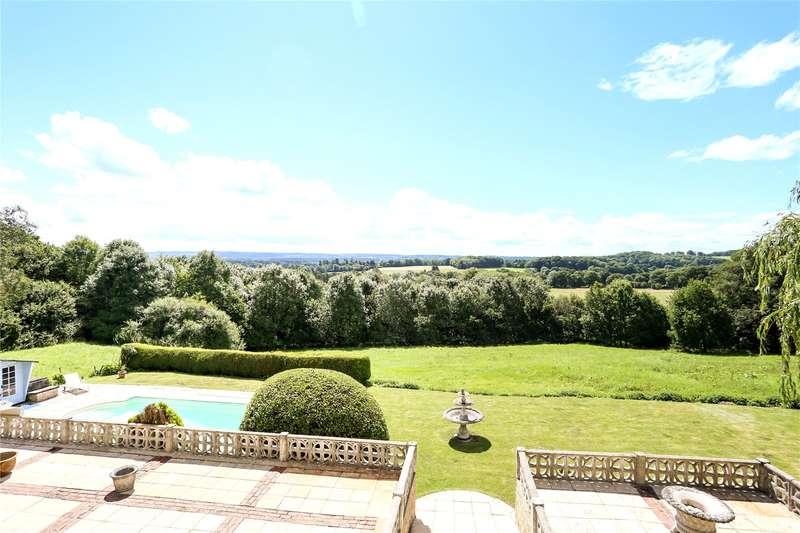 6 Bedrooms Detached House for sale in Summerfield Lane, Frensham, Farnham, Surrey, GU10