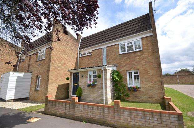 3 Bedrooms End Of Terrace House for sale in Welbeck, Great Hollands, Bracknell