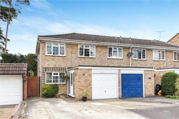 3 Bedrooms End Of Terrace House for sale in Tickenor Drive, Finchampstead, Wokingham