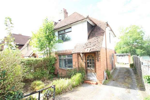 2 Bedrooms Semi Detached House for sale in Raymond Crescent, GUILDFORD, Surrey