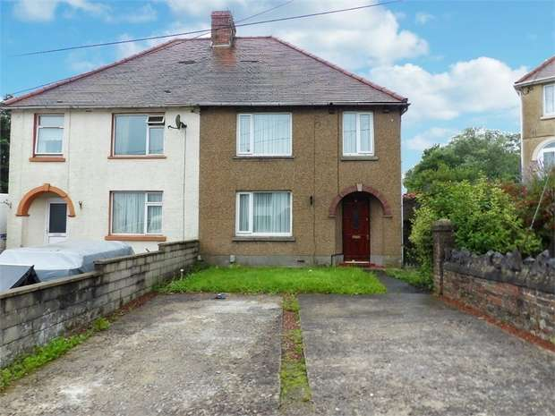 4 Bedrooms Semi Detached House for sale in Tai Canol, Cwmavon, Port Talbot, West Glamorgan