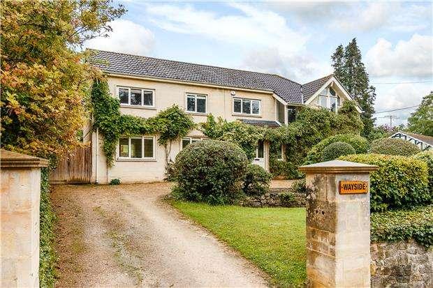 5 Bedrooms Detached House for sale in Park Corner, Freshford, BATH, Somerset, BA2 7UP