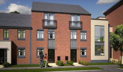 4 Bedrooms Terraced House for sale in Johnsons Wharf, Leek Road, Stoke-On-Trent, Staffordshire