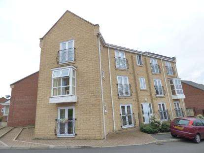 2 Bedrooms Flat for sale in Ashby Gardens, Hyde, Greater Manchester