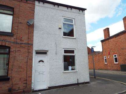 2 Bedrooms End Of Terrace House for sale in Cook Street, Leigh, Greater Manchester