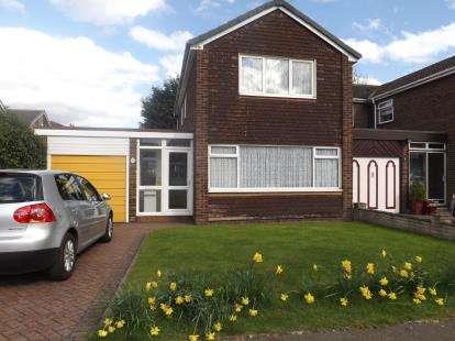 3 Bedrooms Detached House for sale in St. Peters Close, Water Orton, Birmingham, Warwickshire