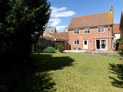 4 Bedrooms Detached House for sale in Springfield, Chelmsford, Essex