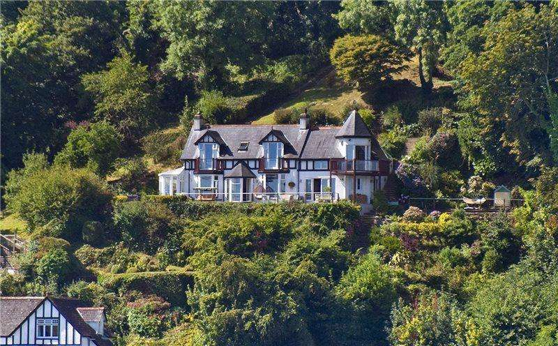 3 Bedrooms Detached House for sale in Swannaton Road, Dartmouth
