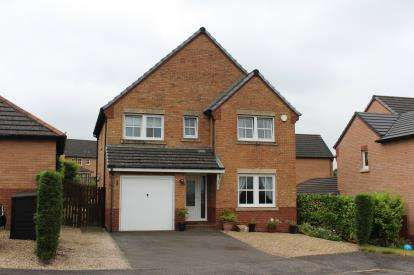 4 Bedrooms Detached House for sale in Middleton Place, Smithstone