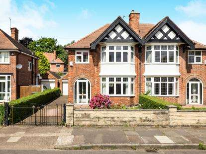 3 Bedrooms Semi Detached House for sale in Fellows Road, Beeston, Nottingham, Nottinghamshire