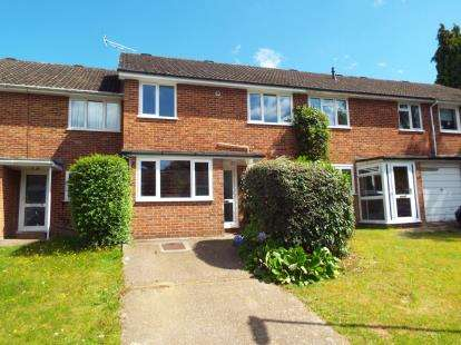 4 Bedrooms Terraced House for sale in Bassett, Hampshire