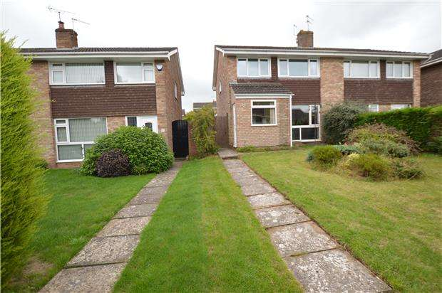 3 Bedrooms Semi Detached House for sale in Goldcrest Road, BS37 6XH